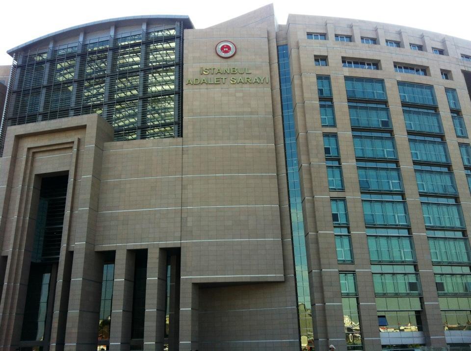 İstanbul Adalet Sarayı Adliyesi