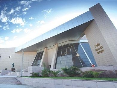 İzmir Adalet Sarayı Adliyesi