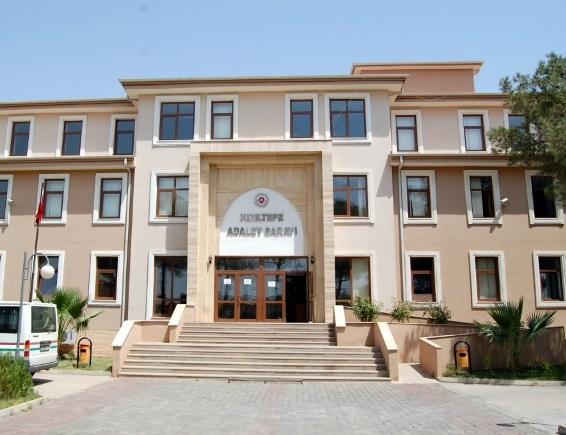 Mardin Adalet Sarayı Adliyesi